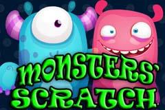 Monsters Scratch gokkast