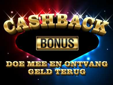 Cashback – Bonus