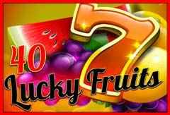 40 Lucky Fruits