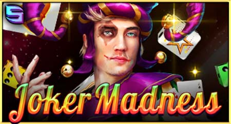 Joker Madness casino slot