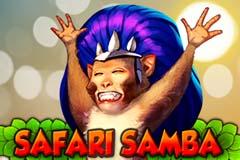 Safari Samba gokkasten