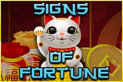 Signs Of Fortune game