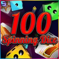 R 100 Spinning Dice