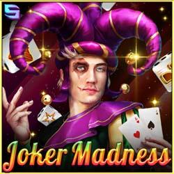 Joker Madness casino slot