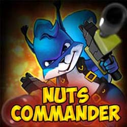 Nuts Commander slot