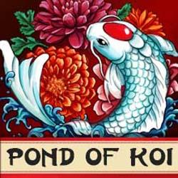 Pond of Koi gokkast