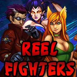 Reel Fighters gokkast