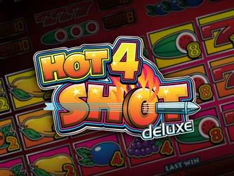 Hot Shot fruitautomaat