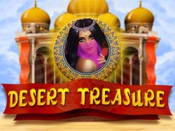 Desert Treasure gokkast