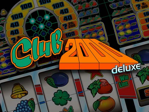 Club 2000 gokkast